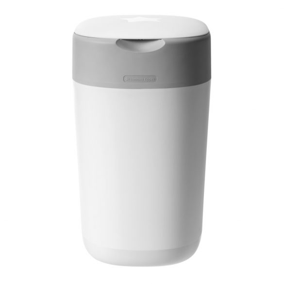 Tommee Tippee Sangenic Twist and Click kôš na plienky - biely
