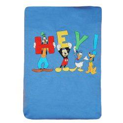 Asti Disney Mickey a kamaráti poťah na matrac s gumičkou 60*120-70*140