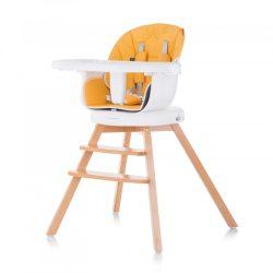 Chipolino Rotto jedálenská stolička a podsedák - Melon 2021