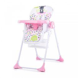 Chipolino Maxi multifunkčná jedálenská stolička  - Peony pink 2021
