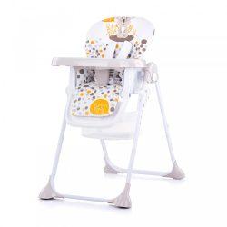 Chipolino Maxi multifunkčná jedálenská stolička - Latte 2021