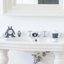Prince Lionheart Eyefamily set do kúpelne - sivý