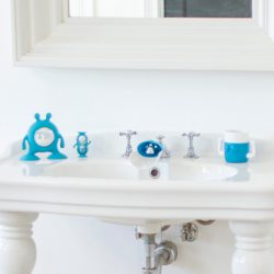 Prince Lionheart Eyefamily set do kúpelne - modrý