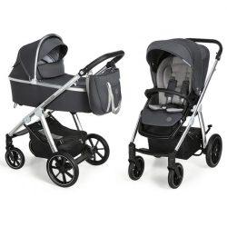 Baby Design Bueno multifunkčný kočík - 217 Graphite 2020