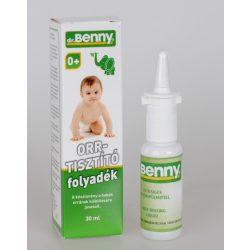 Dr Benny Prípravok na čistenie nosa 15ml