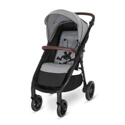 Baby Design Look Gel športový kočík - 07 Gray 2021