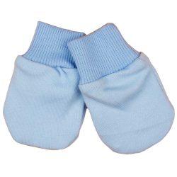 Asti novorodenecké rukavičky - modré
