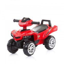 Chipolino ATV detská štvorkolka - červená