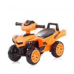 Chipolino ATV detská štvorkolka - oranžová