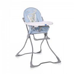 Lorelli Marcel Jedálenská stolička - Tender Blue Fun 2021