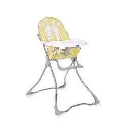 Lorelli Marcel Jedálenská stolička - Golden Green Friends 2021