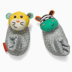 Infantino ponožky s hrkálkou