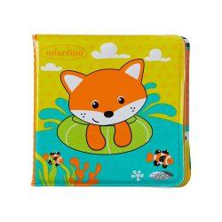 Infantino Explore & Play knižka do kúpeľa