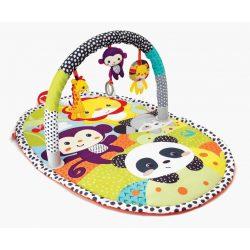 Infantino Explore & Store hracia deka s mostíkom