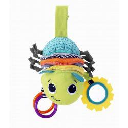 Infantino Hug & Tug plyšový chrobák