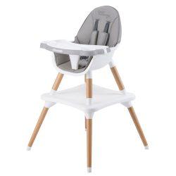 Chipolino Classy 3in1 jedálenská stolička - Mist