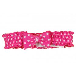 Asti Baby čelenka - pink 1