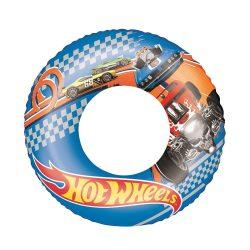 Bestway Hot Wheels nafukovací kruh 56cm