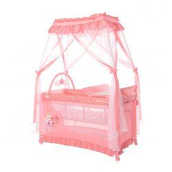 Lorelli Magic Sleep multifunkčná postieľka - Pink Princess