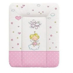 Lorelli Softy prebaľovacia podložka mäkká 50x70 - Pink