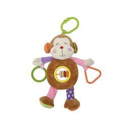 Lorelli Toys plyšová hračka - Opička