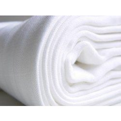 Babaház plienky textilné 10 ks 70x70 - biele