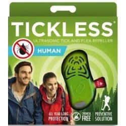 Tickless Human ultrazvukový repelent proti kliešťom - zelený