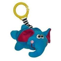 Lorelli Toys Vibrujúca plyšová hračka - slon